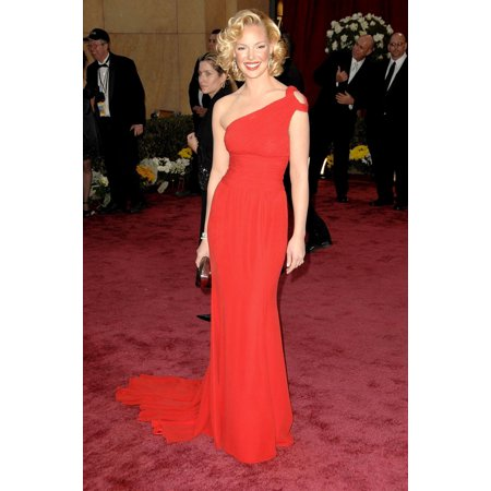 Katherine Heigl At Arrivals For Red Carpet - 80Th Annual Academy Awards Oscars Ceremony The Kodak Theatre Los Angeles Ca February 24 2008 Photo By David LongendykeEverett Collection Celebrity - Academy Awards Theme