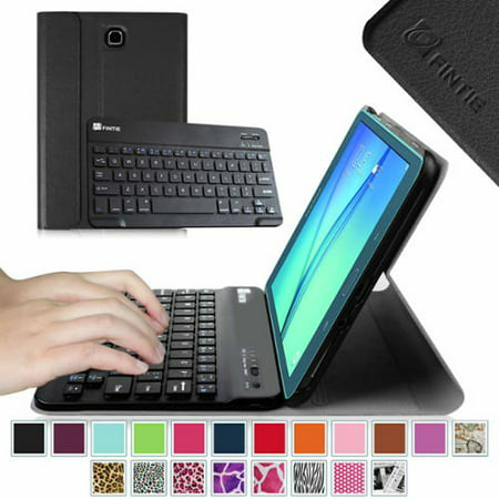 For Samsung Galaxy Tab A 8.0 SM-T350 2015 Model Case - Fintie Cover with Detachable Wireless Bluetooth Keyboard,