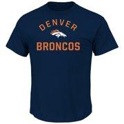 """Denver Broncos Majestic NFL """"For All Time"""" Men's Short Sleeve T-Shirt"""