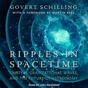 Ripples in Spacetime - Audiobook