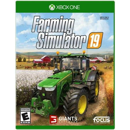 Flyers Halloween Game 2019 (Farming Simulator 19, Maximum Games, Xbox One,)