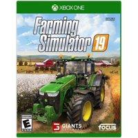 Farming Simulator 19, Maximum Games, Xbox One, 859529007133