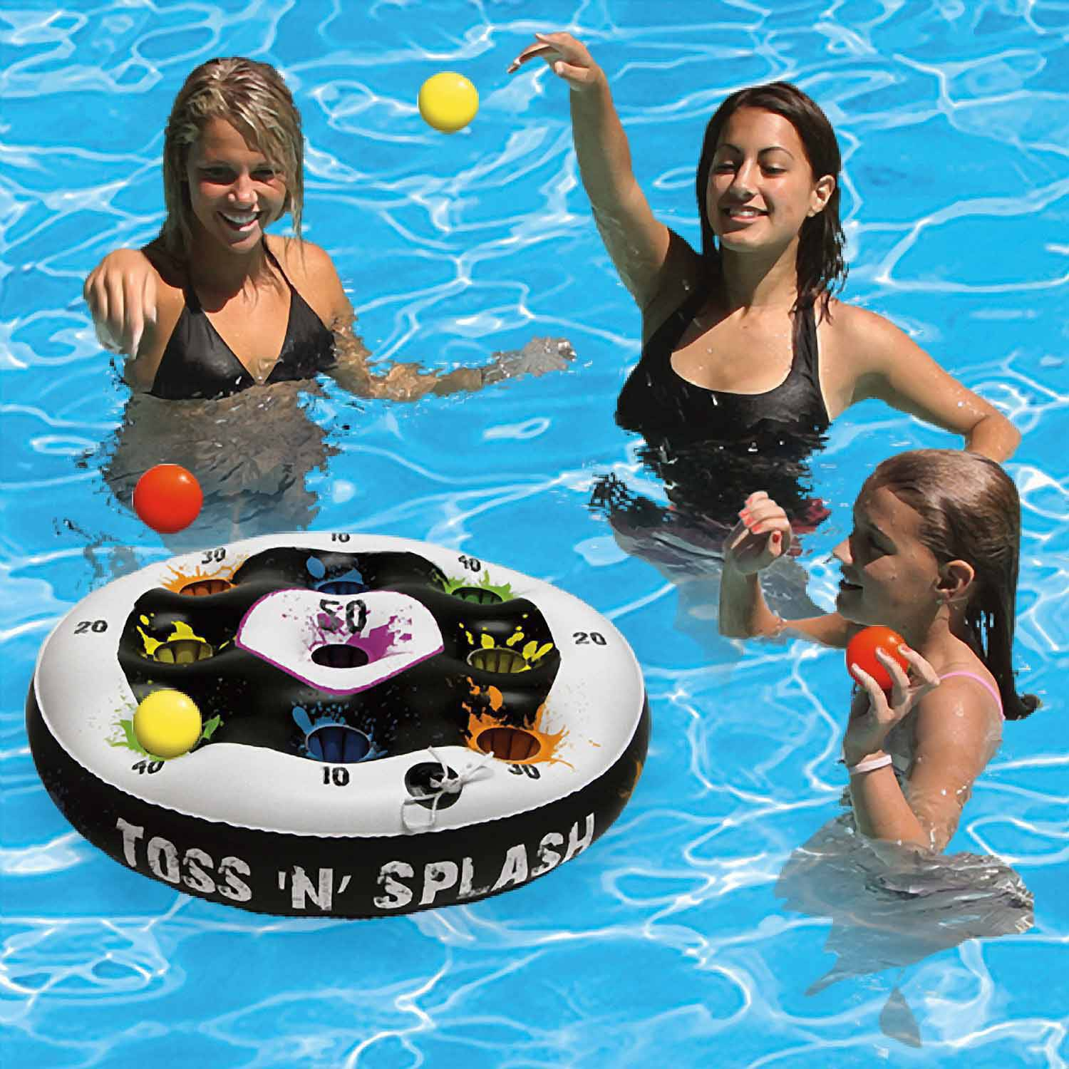 Poolmaster Toss N Splash