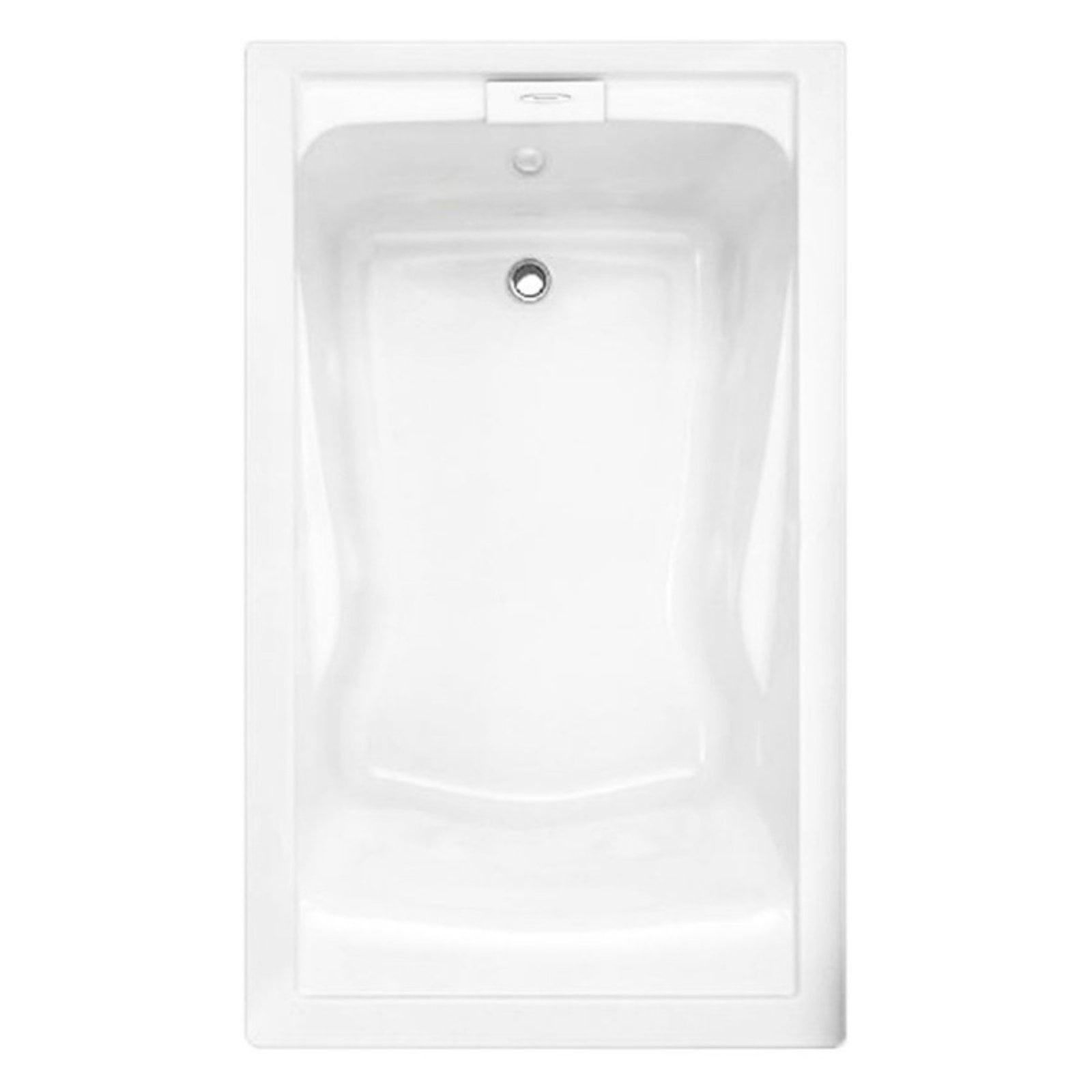 American Standard Evolution 2771V.002.020 60 in. Soaking Bathtub image