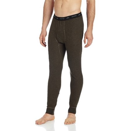 Durable Single Bottom (ColdPruf Men's Eco Terra Single Layer Bottom, Loden Green, XX-Large)