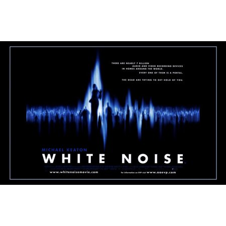 White Noise POSTER Movie UK A Mini - Halloween Noises Soundboard