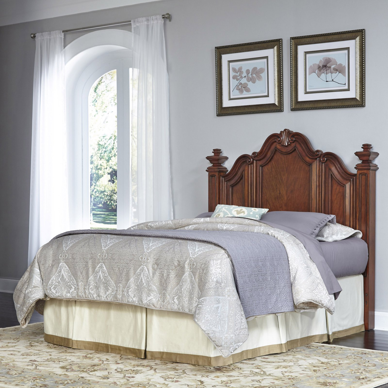 Home Styles Santiago King/California King Headboard