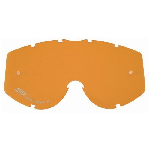 Progrip Anti-Fog Anti-Scratch Millennium Lens (Orange Rose)