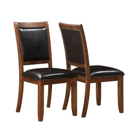 4 Chairs Coaster - Coaster Company Nelms Side Chairs ( Set of 2 )