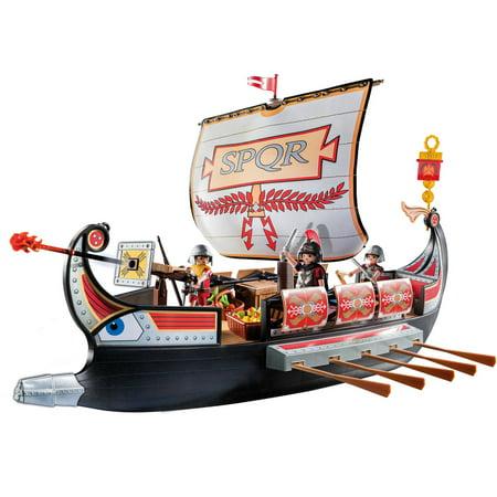 PLAYMOBIL Roman Warriors' Ship
