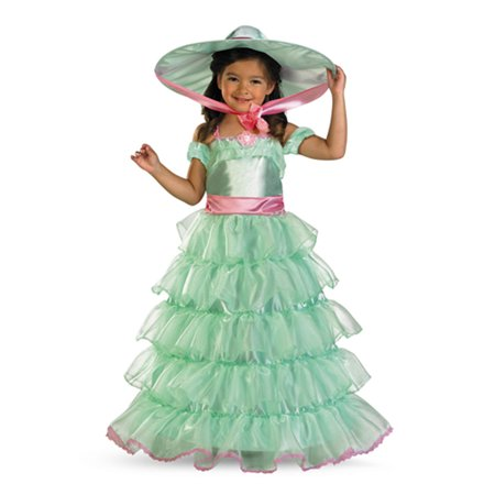 Southern Belle Disguise 3212_Toddler Large (4-6) - Southern Belle Outfit
