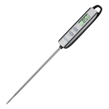 Habor Meat Thermometer Digital Cooking Thermometer with 5 Second Instant Read-out for Kitchen, Grill, BBQ, Food, Steak, Turkey, Candy, Milk, Bath Water
