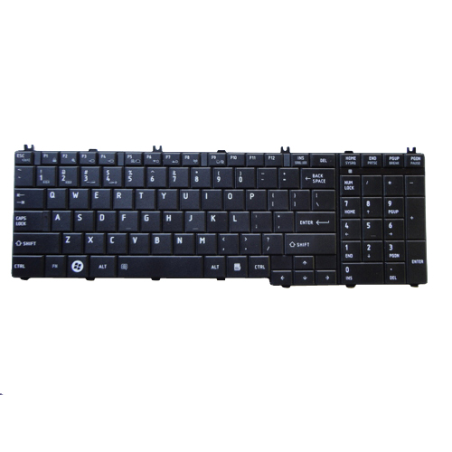 Toshiba Satellite C650 C655 L650 L655 L660 L665 L670 L675 L750 L755 L770 L775 Laptop Keyboard