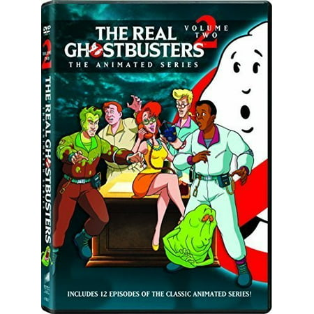 The Real Ghostbusters: Volume 2 (DVD)