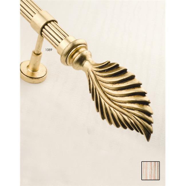 WinarT USA 8. 1089. 45. 11. 320 Palas 1089 Curtain Rod Set - 1. 75 inch - Flash Copper - 126 inch