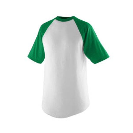 Augusta Drop Ship Youth Short-Sleeve Baseball Jersey