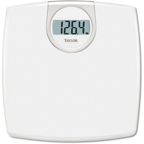 Taylor White Digital Lithium Scale