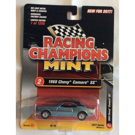 Racing Champions 1968 Chevy Camaro SS Diecast Car