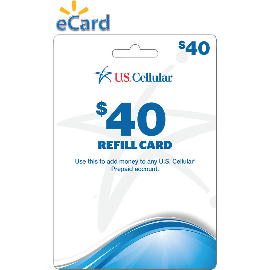 US Cellular $40 (Email Delivery)