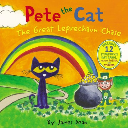 Pete the Cat: Pete the Cat: The Great Leprechaun Chase