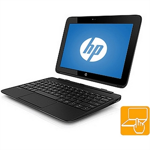 Refurbished HP Slatebook x2 10-h010nr Convertible Touchscreen Laptop Tegra 4 T40S 1.8GHz 2GB 16GB SSD 10.1 ANDROID 4.2