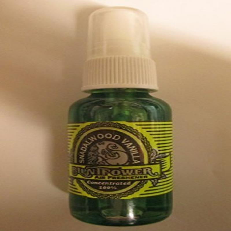BluntPower 1 oz Glass Bottle Oil Based Concentrated Air F...