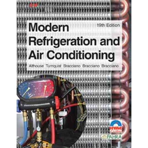 AND CONDITIONING REFRIGERATION AIR