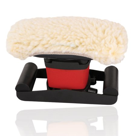 Core 3401 Jeanie Rub Variable Speed Massager W  Fleece Pad   Extended Warranty