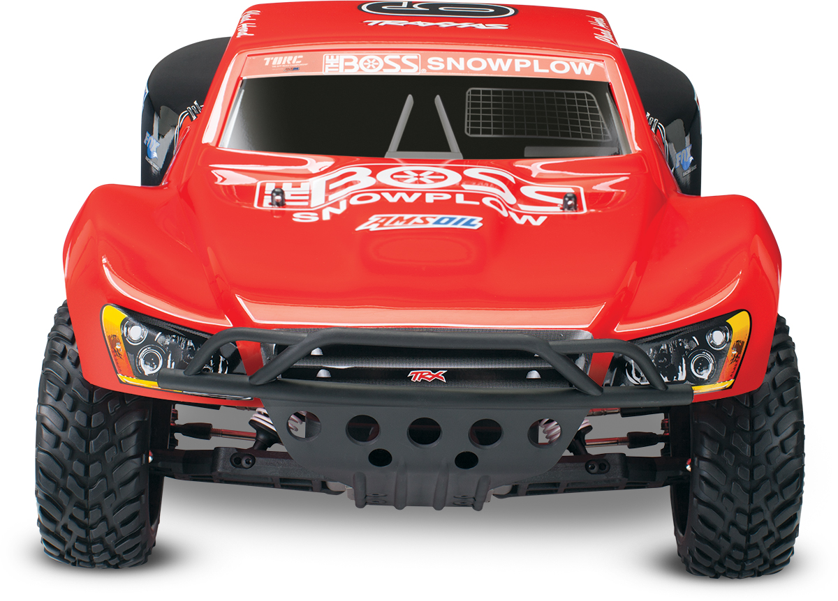 Traxxas 58034-1 Slash: 2WD Short Course Racing Truck, Ready-To-Race (1 10-Scale), Colors... by TRAXXAS