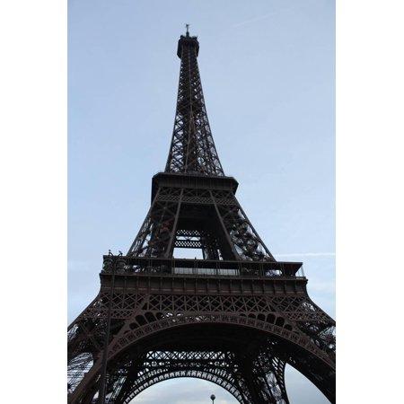 - Eiffel Tower Paris Close Up Photo Art Poster Print Print Wall Art