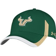 """South Florida Bulls Under Armour NCAA Sideline """"Renegade"""" Stretch Fit Hat"""