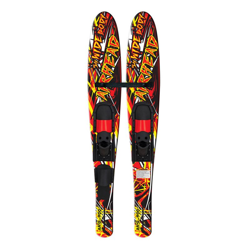 Airhead Wide Body Skis by Generic