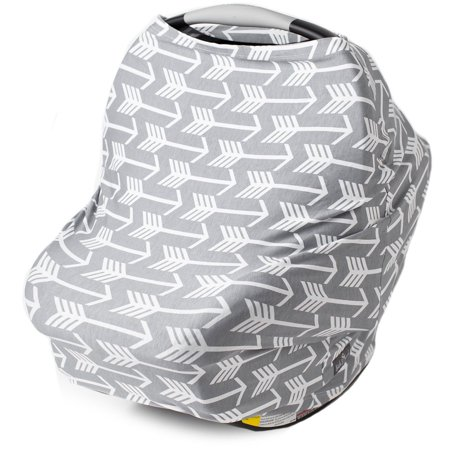 Kids N\' Such Multi Use Car Seat Canopy, Nursing Cover, Shopping Cart ...