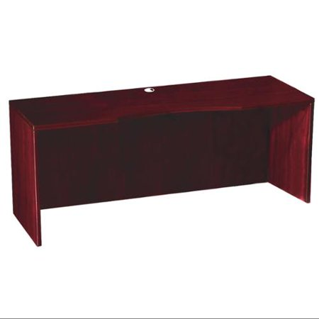 Boss Curved Credenza Shell 569 Product Photo