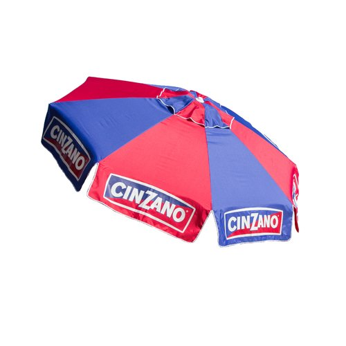 DestinationGear 8' Cinzano Deluxe Patio and Beach Umbrella by Heininger Holdings LLC