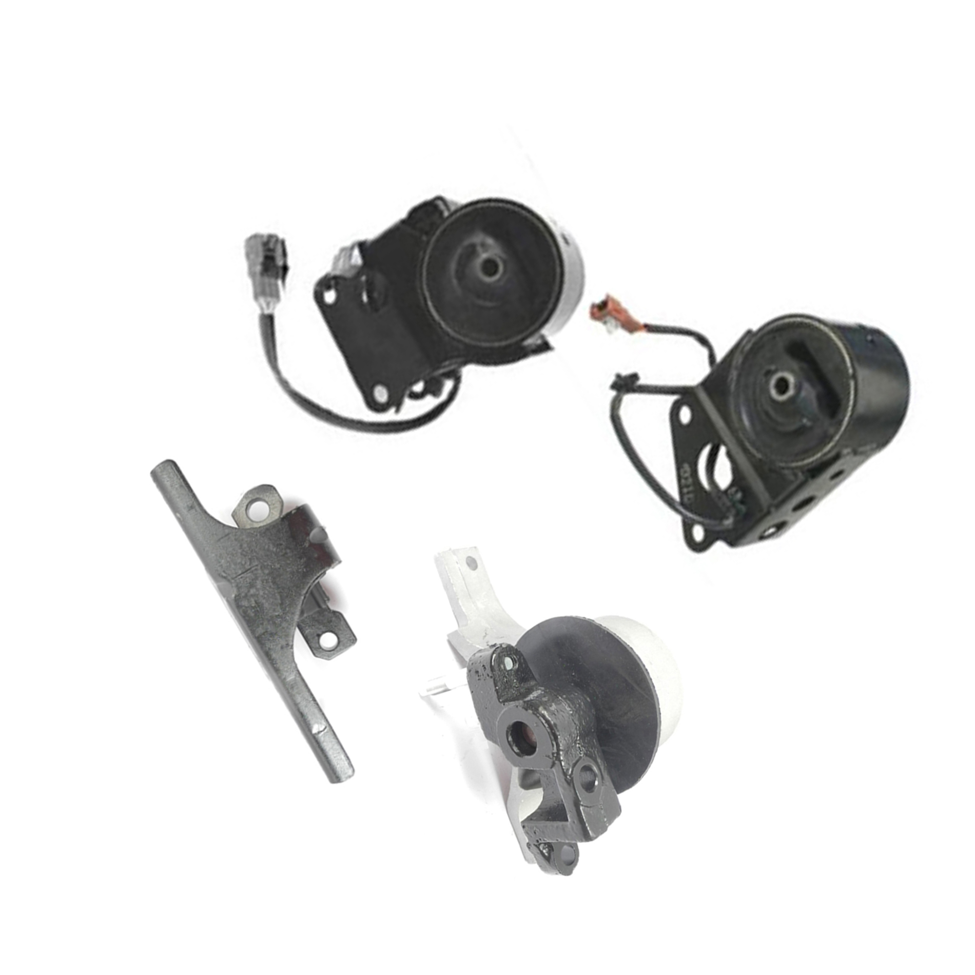Engine Motor /& Trans Mount Set 4PCS for 2004-2006 Nissan Maxima 3.5L for Manual.