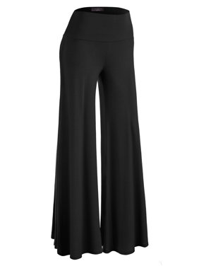 030725162aa11 Product Image MBJ Womens Chic Palazzo Lounge Pants