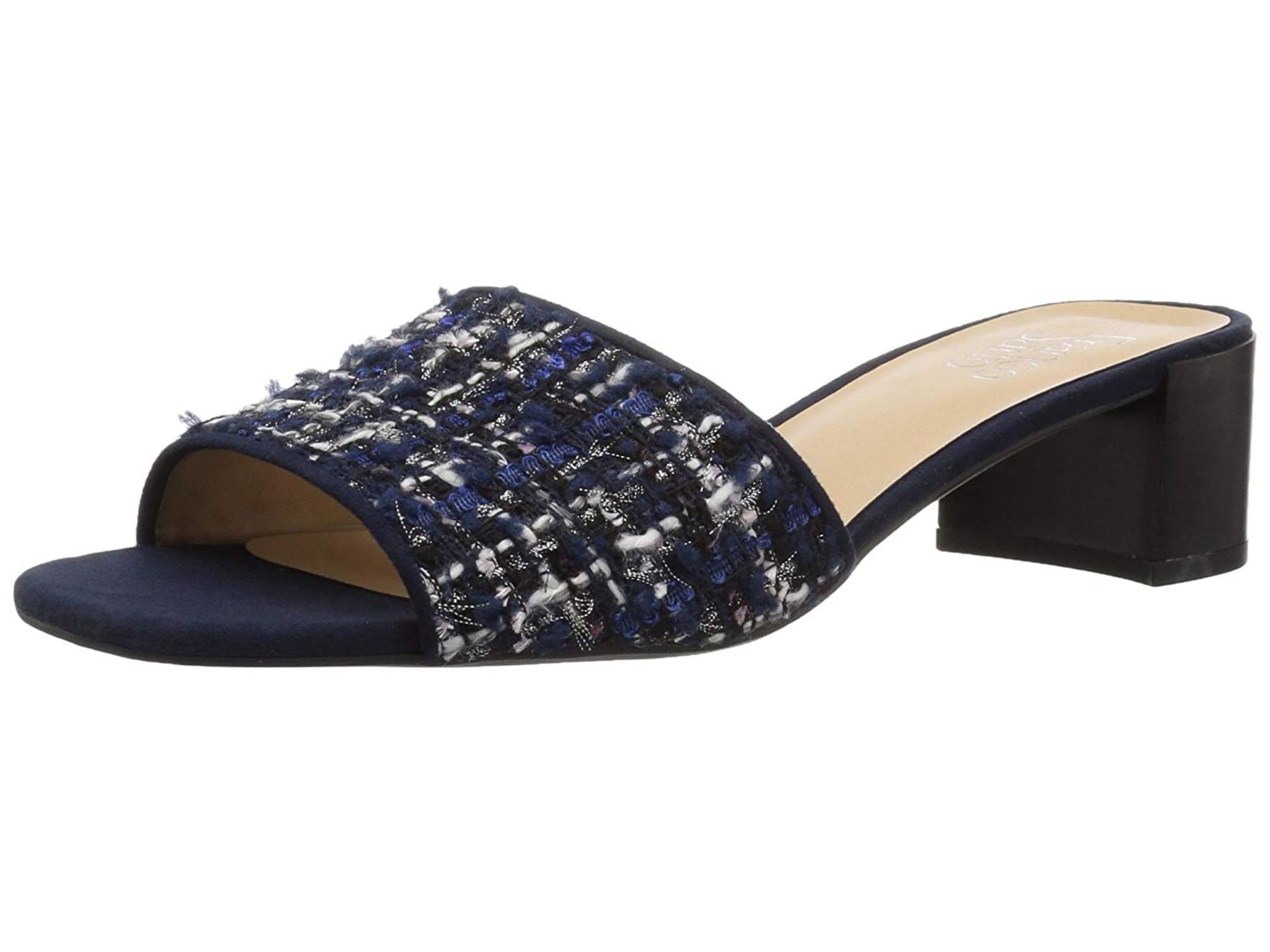 Franco Sarto Womens Ramy2 Heeled Sandal