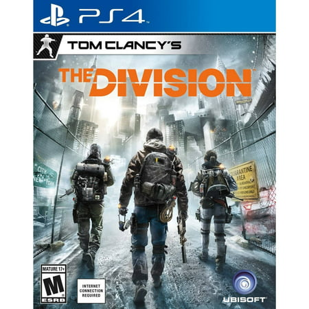 Ubisoft Tom Clancy's The Division - Pre-Owned (PS4) (Halloween Division Games)