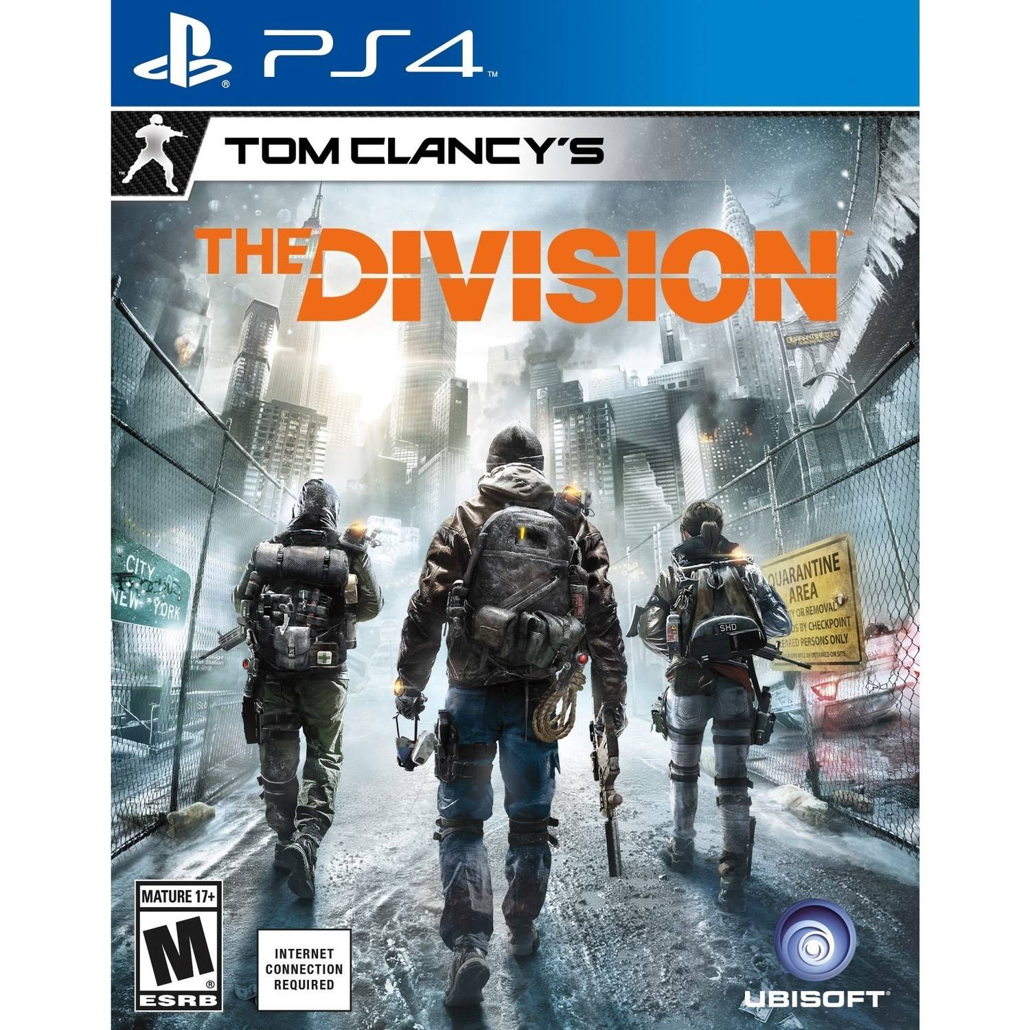 Ubisoft Tom Clancy's The Division - Pre-Owned (PS4)