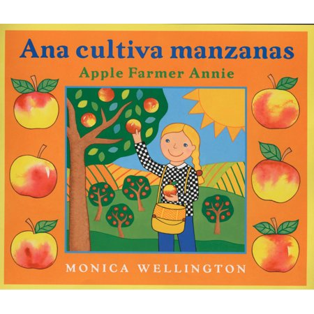 Ana Cultiva Manzanas/Apple Farmer - Manzana Apple Halloween