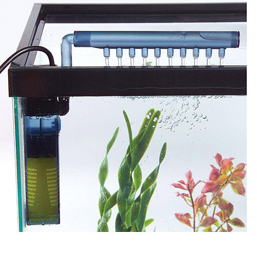 Tom Aquarium Mini Internal Filter 45 Gph Walmart Com