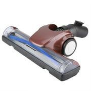 Mgaxyff Vacuum Cleaner Parts, Vacuum Cleaner Brush Head,32mm Inner Diameter Plastic Vacuum Cleaner Floor Brush Head Home Appliance Accessory