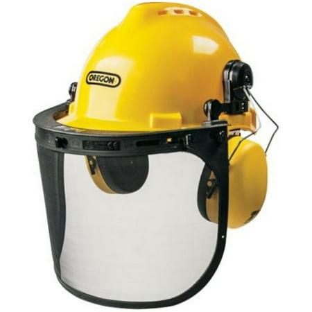 Oregon 563474 Helmet/Visor Safety Combo Chain Saw, ABS Shell