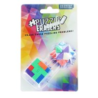Desktop Distractions Puzzle Erasers