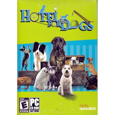 Hotel for Dogs (PC Game) So many strays, so little time. It's up to you to keep them from the pesky Dogcatcher ()