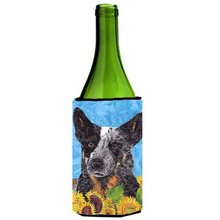 Australian Cattle Dog Wine bottle sleeve Hugger - 24 oz. - image 1 de 1