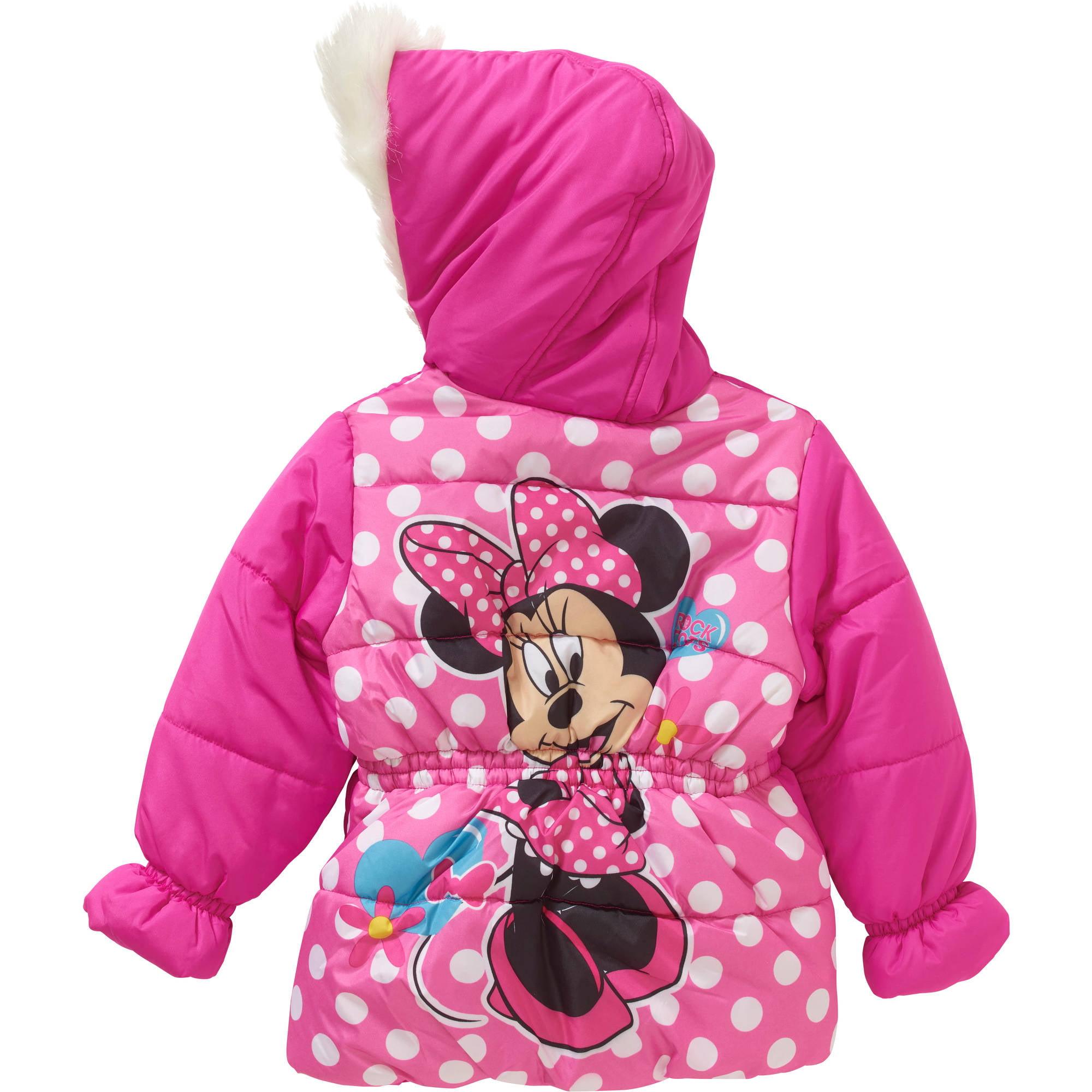 46c10d376111 Minnie mouse coat