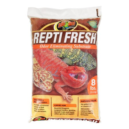Zoo Med ReptiFresh Odor Eliminating Substrate 8 Lb