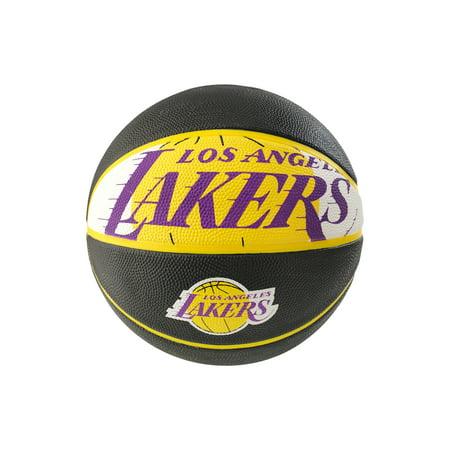 Spalding NBA LA Lakers Team Logo for $<!---->